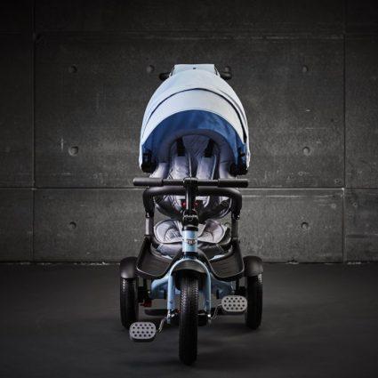 Трехколесный велосипед Bentley BN2LB 2019 голубой цвет (трансформер)