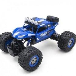 Радиоуправляемый синий краулер амфибия Zegan 1:12 - ZG-C1221W